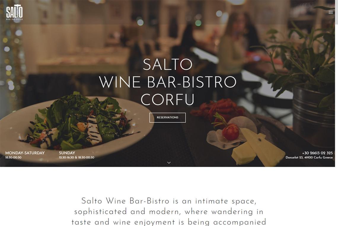 Salto Wine Bar Bistro